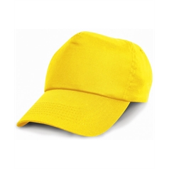 Result Adult's Pre Curved Cotton Baseball Cap