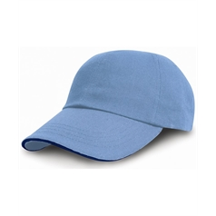 Result Adult's Drill Pro-style Sandwich Peak Baseball Cap