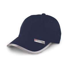 Result Adult's 6 Panel High-Viz Baseball Cap