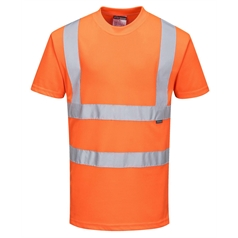 Portwest High Visibility Rail Industry T-Shirt