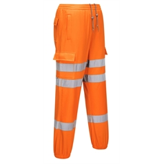 Portwest High Visibility Rail Standard Track Pants