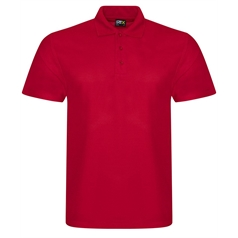 Pro RTX Men's Pro Work Polyester Polo Shirt