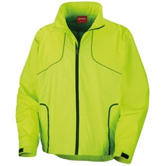 Spiro Adult's Waterproof Crosslite Trail and Track Jacket