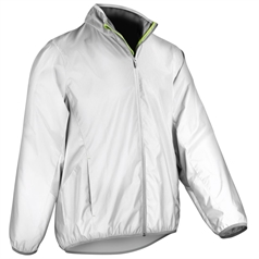 Spiro Adult's Reflec-Tex Breathable Hi-Vis Running Jacket