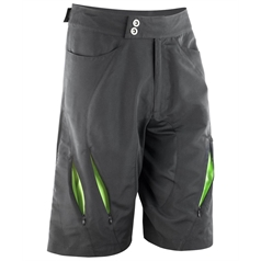 Spiro Men's Bikewear Vented Off Road Cycle Shorts
