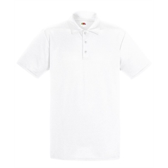 Fruit of the Loom Men's Quick Dry Performance Sports Polo Shirt