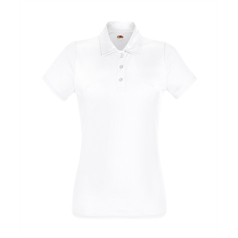 Fruit of the Loom Women's Lady-fit Performance Polo Shirt