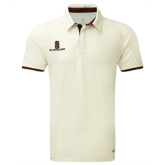 Surridge Men's Ergo Short Sleeve Cricket Shirt