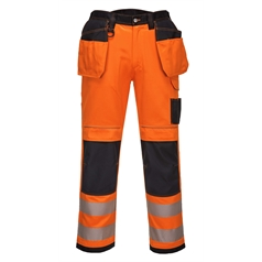 Portwest PW3 Vision Hi-Vis Holster Trousers