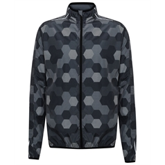 TriDri Men's Ultralight Fitness Shell Jacket