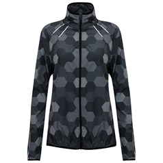 TriDri Women's Ultralight Fitness Shell Jacket