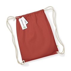 Westford Mill Earthware Heavy Fabric Organic Gymsac