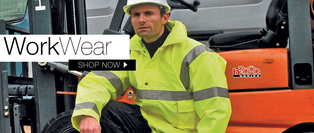Workwear Clothing from JKL Clothing